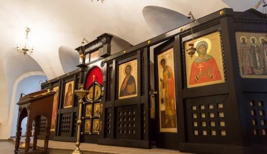 (ФОТО) Обновление (освящение) храма святителя Филарета