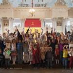 Об итогах организационного собрания в Воскресной школе