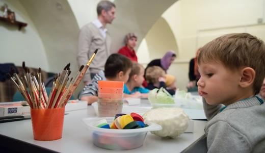 (ФОТО) Первый учебный день в приходской Воскресной школе
